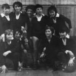 Pokalne zmagovalke Slovenije leta 1967. Z leve proti desni stojijo: Anica Pikuš, Marjeta Veber, Anica Benedičič, Ida Jelenc, Mira Golja. Čepijo: Mija Šmid, Milena Čufar (s pokalom v roki), Minka Gartner, Pavla Čufar.